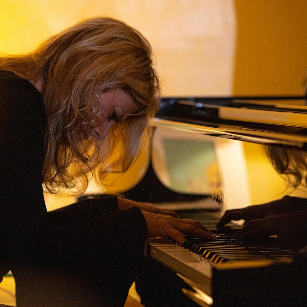 Stefania Tallini - Pianosolo