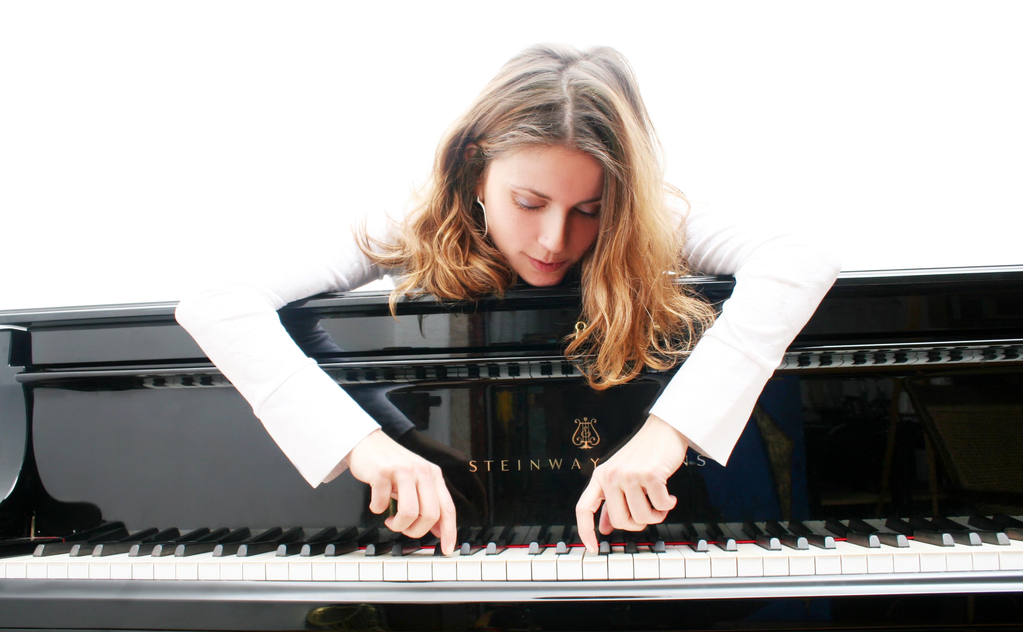 Stefania Tallini - Piano Solo