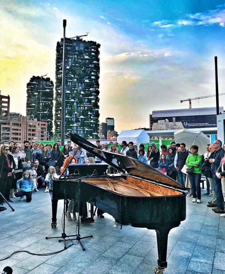 Pianocity con Cettina Donato
