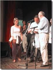 Premiazione Concorso Internazionale Barga Jazz I premio! 2