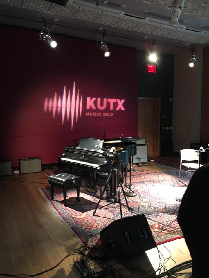 Radio Kutx di Austin (Texas)