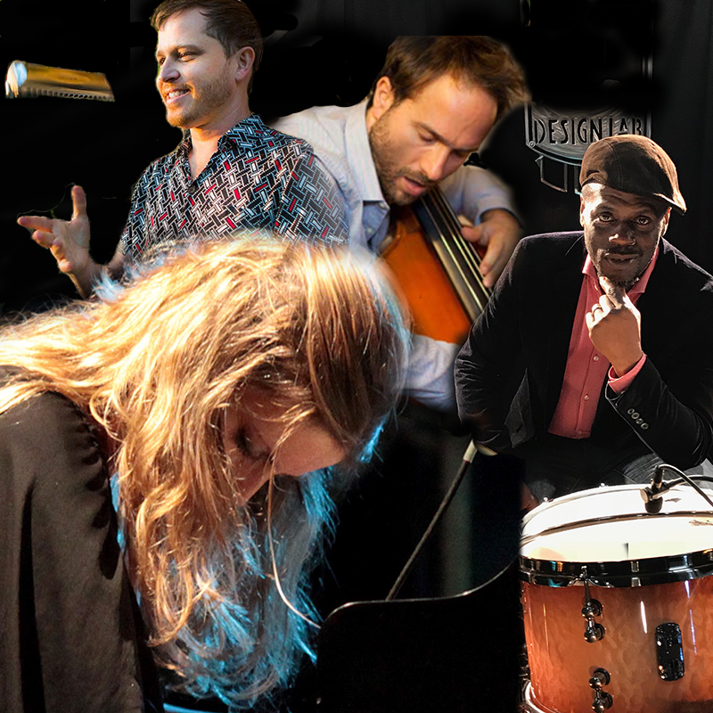 Uneven Trio - Guest Gabriel Grossi